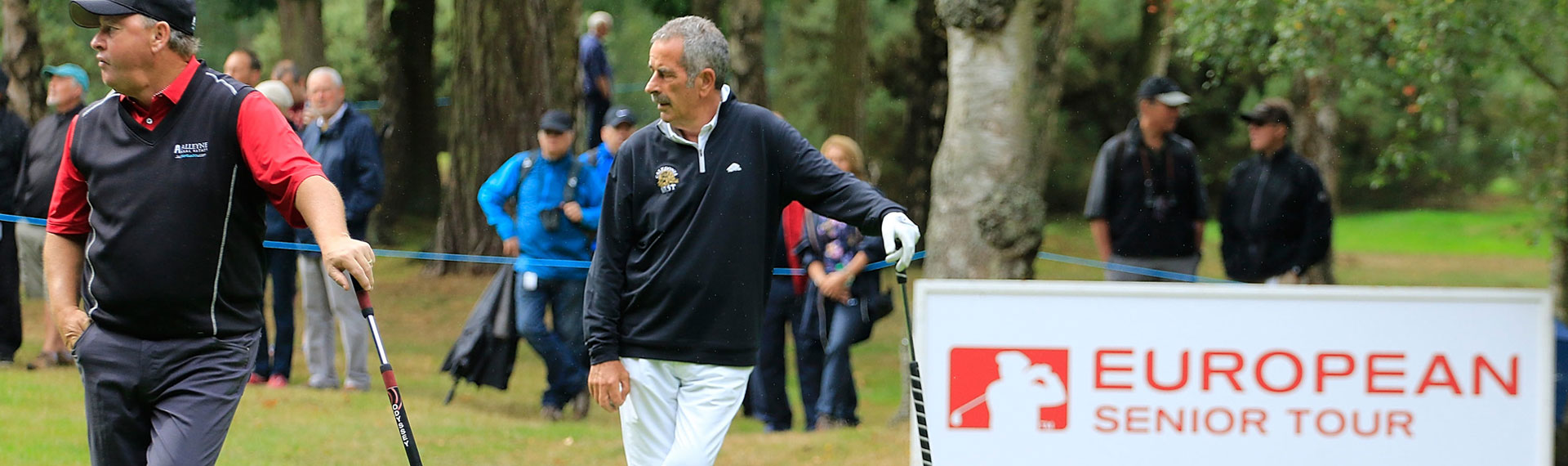 Golfing Legends to visit Musselburgh Racecourse